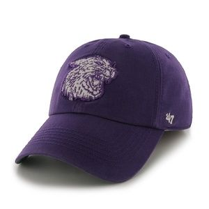 quality design 1edbb e039e  47 Accessories - Kansas State Wildcats Fitted Hat  47 NCAA Hat SML.